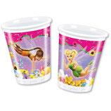 Tinkerbell Fairies Springtime Partybecher