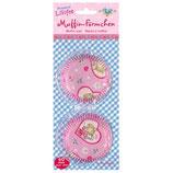 Muffinförmchen Prinzessin Lillifee