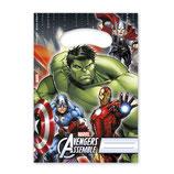 Avengers Multi Heroes Partytüten
