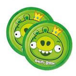 Angry Birds kleine Partyteller