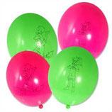 Bibi Blocksberg Latexballons