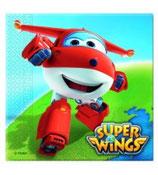 Super Wings Servietten