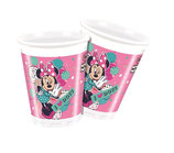 Minnie Mouse Dots Partybecher