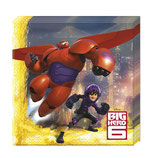 Big Hero 6 / Baymax Servietten
