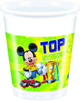 Mickey Mouse Goal Partybecher