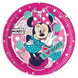 Minnie Mouse Dots Partyteller