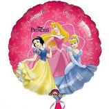Disney Princess rund Folienballons