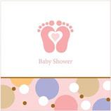 Baby Shower Girl Servietten