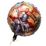 Ritter rund Folienballon