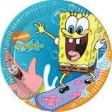 SpongeBob Surf Partyteller