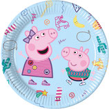 Peppa Pig Partyteller