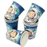 Astronaut Flo Partybecher