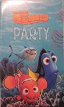 Findet Nemo Einladungskarten