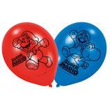 Super Mario Latexballons