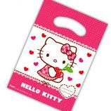 Hello Kitty Hearts 2 Partytüten