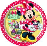 Minnie Mouse Café Partyteller