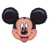 Mickey Mouse Kopf Figuren Folienballon