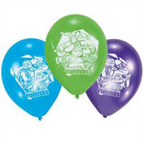 Ninja Turtles Latexballons