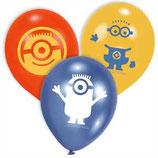 Minions Latexballons
