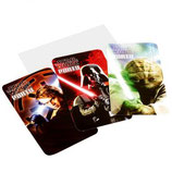 Star Wars Einladungskarten