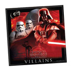 Star Wars Villains Servietten