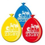 Zigby Latexballons