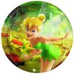Tinkerbell grün kleine Partyteller