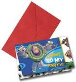Toy Story Einladungskarten