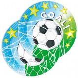 Fussball Goal Partyteller