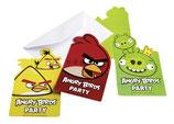 Angry Birds Einladungskarten