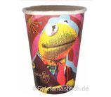 Muppets Show Kermit Partybecher