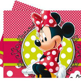 Minnie Mouse Fashion Tischdecke