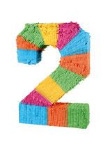 Zahl Piñata