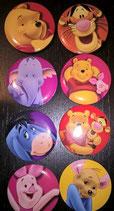 Winnie Pooh Button