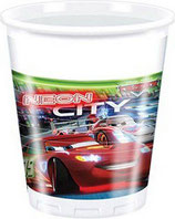 Cars Neon Partybecher