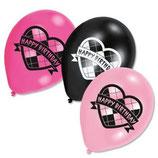 Latexballons Monster High