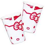 Hello Kitty Apple Partybecher
