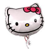 Hello Kitty Kopf Folienballon