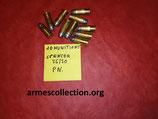 10 munitions spencer 56/50 poudre noire