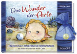 """NEU: Bildband 5166 """"Das Wunder der Perle"""" plus Kunstperle im Organzasäckchen"""