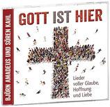 """Die brandneue CD 943745 """"Gott ist hier"""""""