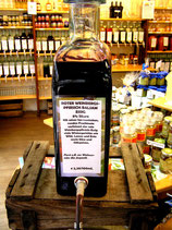 Crema Balsamica Roter Weinbergspfirsich Balsam Essig 4% Säure