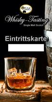Anmeldung zum Whisky Tasting