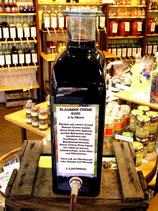 Blaubeer Creme Essig 3% Säure