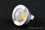 Retro LED Spot MR16 12V 5W dimmbar