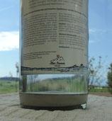 Kristall-Wasser HOCH-KONZENTRAT 2 Flaschen zu 1 Li. mit 6% Kristallpulver