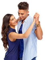 Tanzkurs für Jugendliche - Paartanz - Preis pro Person für 12 Wochen