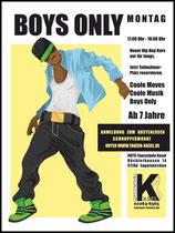 Reservierung  Schnuppermonat - KOSTENLOS -  Boys Only in Engelskirchen