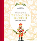 Wundervolle Weihnachtsbäckerei : Nussknacker und Schwan