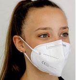 FFP2/ KN95 -Hygiene-Atemschutzmaske